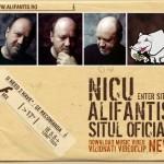 Nicu Alifantis nu vine si la Suceava