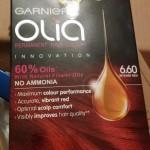 Review vopsea de par Garnier Olia