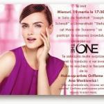 Vino la MEGA lansarea brandului de make-up THE ONE in Suceava!