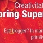 Premul de la Centrul Shakti in cadrul Spring SuperBlog 2014.