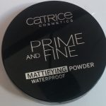 Love at the first application – Catrice powder