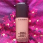 Review Fond de ten mineral Satinfinish MAC