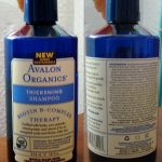 Review Avalon Organics, Biotin B-Complex Therapy, Thickening Shampoo