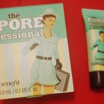 Mostre in teste: azi Benefit The POREfessional