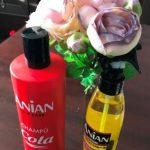 Opreste cadea parului cu samponul Cola de la Anian