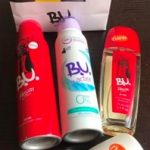 B.U. be yourself parfum, deodorant si antiperspirant