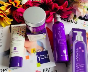 cosmeticele Andalou Naturals