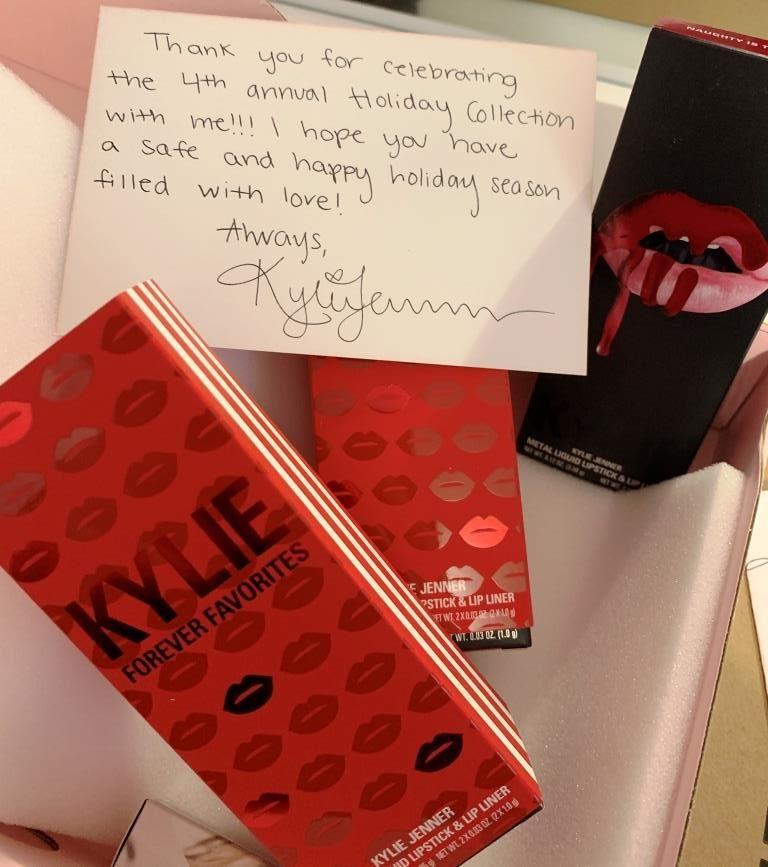 Kylie cosmetics Rujuri