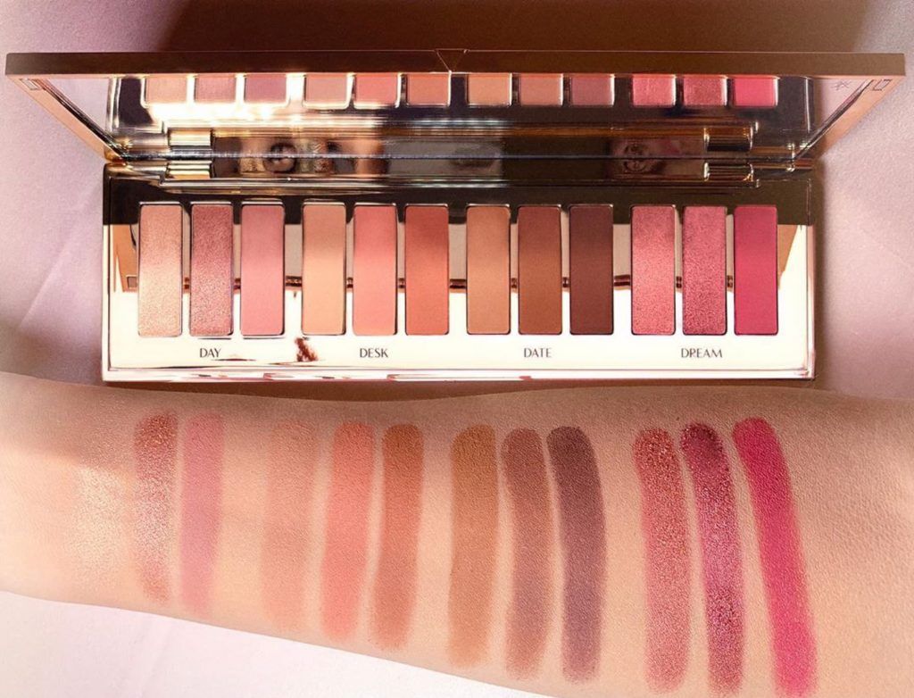 PILLOW TALK Charlotte Tilbury  Swatches