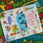 Atlas pentru copii – lumea micilor exploratori